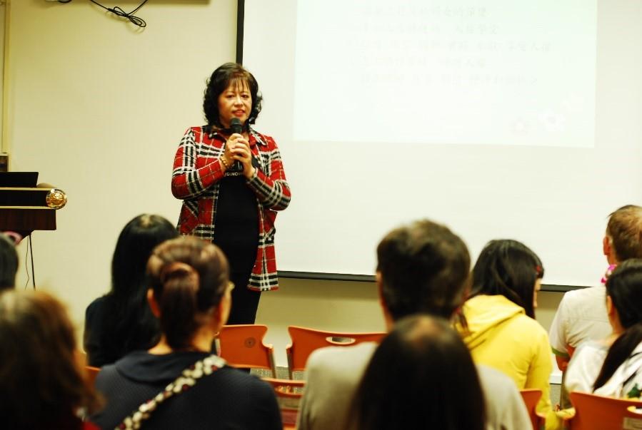 107年婦女節暨性別平等教育宣導活動